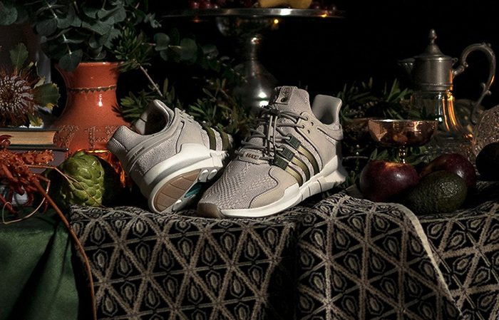 Highs and Lows x EQT Support ADV Sand Olive CM7873 Buy adidas NMD Nike Jordan VoporMax Sneakers Trainers in UK EU DE Europe Germany for Man & Women FastSole 01