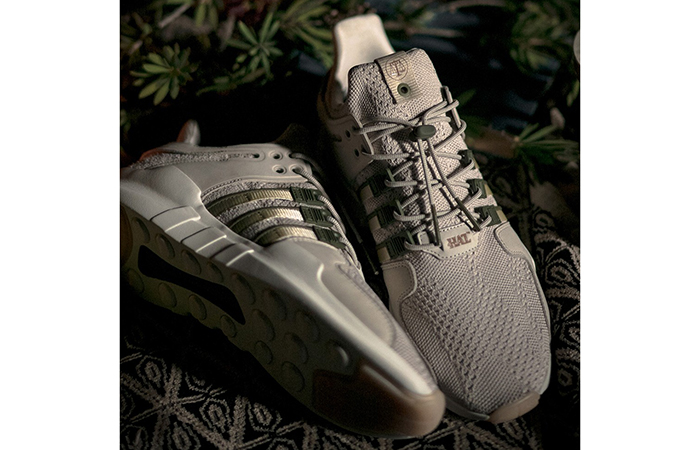 Highs and Lows x EQT Support ADV Sand Olive CM7873 Buy adidas NMD Nike Jordan VoporMax Sneakers Trainers in UK EU DE Europe Germany for Man & Women FastSole 02
