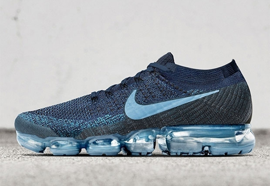 buy online 2cbb0 ea2e3 JD Exclusive Nike Air Vapormax Ice Blue Release Date – Fastsole