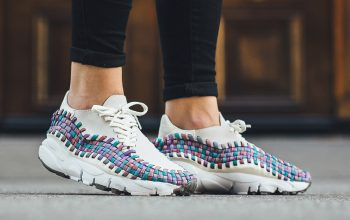 Nike Air Footscape Woven Pastel