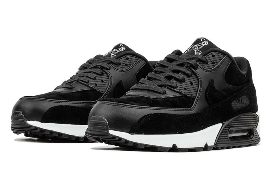 Nike Air Max 90 Rebel Skulls Release Date 700155 009 – Fastsole