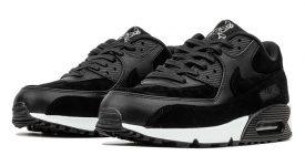 Nike Air Max 90 Skulls Black 700155-009 Buy adidas NMD Nike Jordan VoporMax Sneakers Trainers in UK EU DE Europe Germany for Man and Women 01