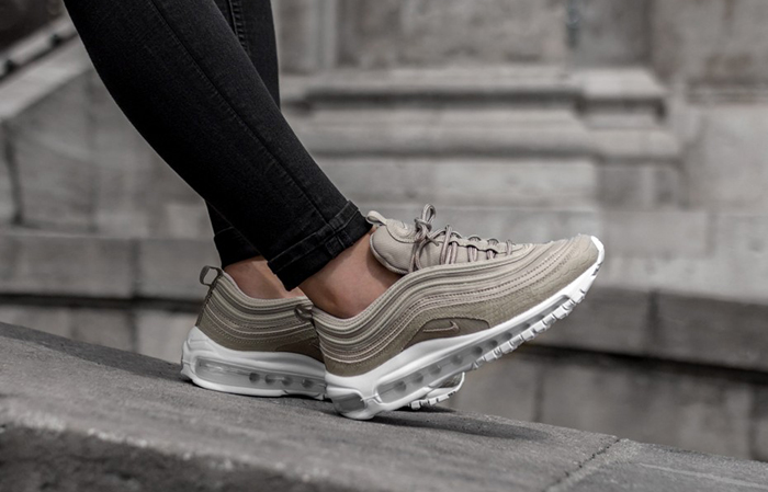 Sell and buy Nike Air Max 97 Cobblestone Women Trainers