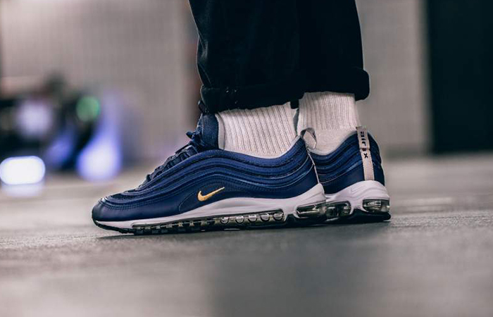 Nike Air Max 97 Midnight Navy 921826-400 09