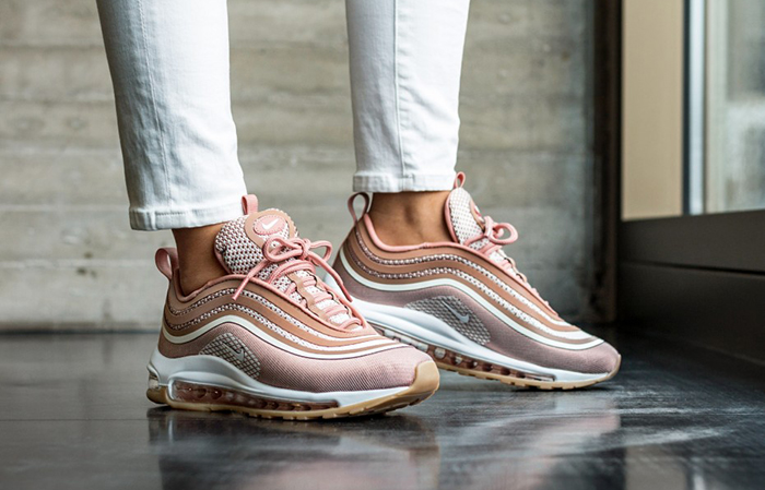 98c819cafc Nike Air Max 97 Ultra 17 Rose Gold Womens – Fastsole nike air max