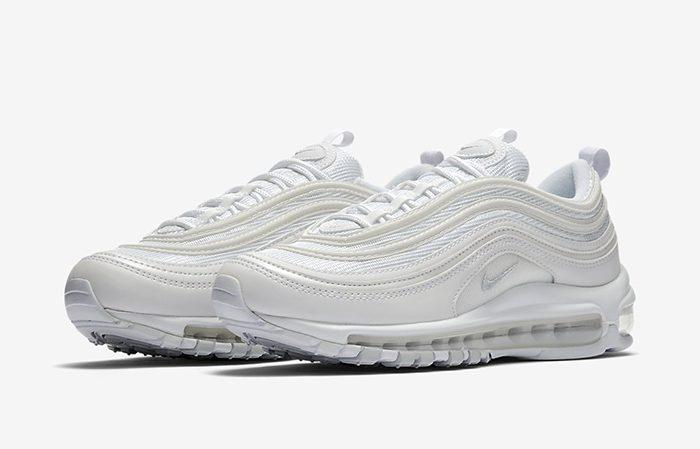 new style 63e26 6d25c Nike Air Max 97 White Womens
