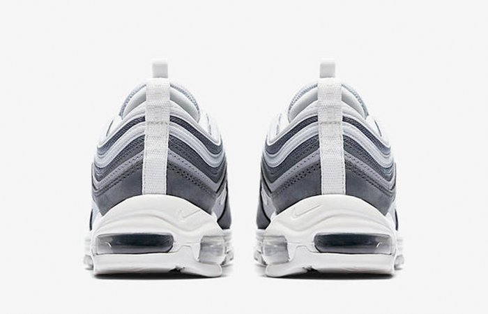 Nike Air Max 97 Wolf Grey Premium 312834-005 Buy adidas NMD Nike Jordan VoporMax Sneakers Trainers in UK EU DE Europe Germany for Man & Women FastSole 05