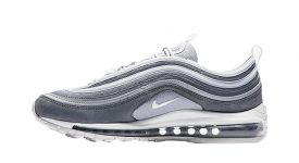 Nike Air Max 97 Wolf Grey Premium 312834-005 Buy adidas NMD Nike Jordan VoporMax Sneakers Trainers in UK EU DE Europe Germany for Man & Women FastSole 06