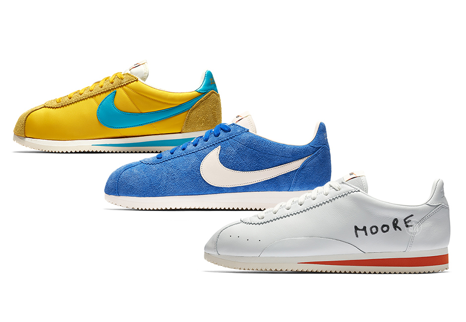 sneakers for cheap 67275 74c22 Nike Classic Cortez Kenny Moore Pack Release Date – Fastsole