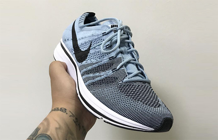fd71a48caa75 Nike Flyknit Trainer Blue Tint AH8396-400 Buy adidas NMD Nike Jordan ...