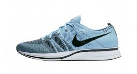 Nike Flyknit Trainer Blue Tint AH8396-400 Buy adidas NMD Nike Jordan VoporMax Sneakers Trainers in UK EU DE Europe Germany for Man and Women 08