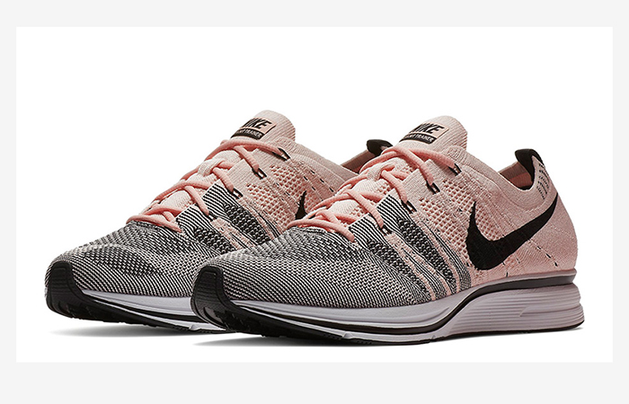 f0dbf47310c8 Nike Flyknit Trainer Sunset Tint – Fastsole