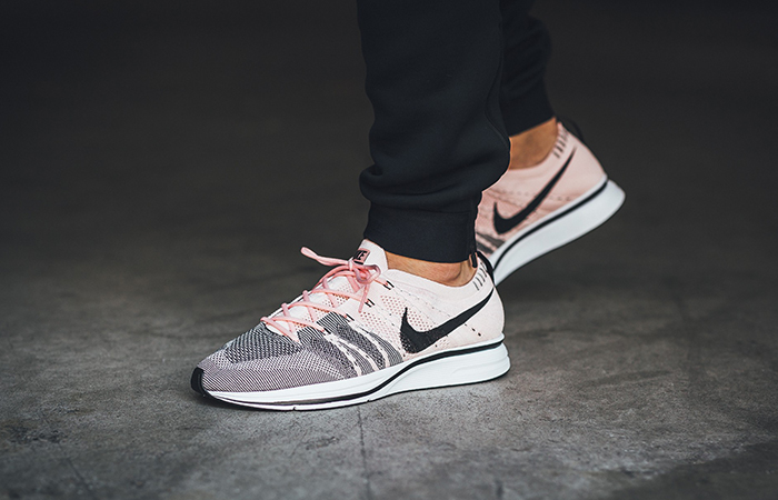 a845586fa89a Nike Flyknit Trainer Sunset Tint AH8396-600 Buy adidas NMD Nike Jordan  VoporMax Sneakers Trainers