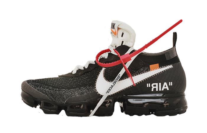 sale retailer 3b7b0 4dd87 Off-White x Nike Air Vapormax Virgil Abloh