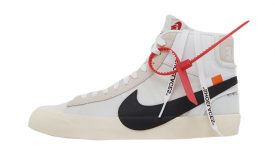 Off-White x Nike Blazer Virgil Abloh Buy adidas NMD Nike Jordan VoporMax Sneakers Trainers in UK EU DE Europe Germany for Man and Women 01