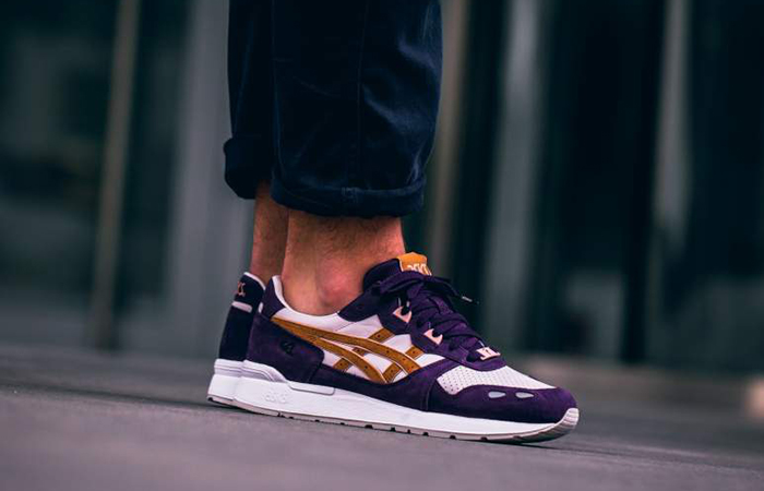 more photos e06e5 60529 Patta x ASICS Gel-Lyte Purple Honey