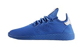 Pharrell x adidas Tennis HU Blue Solid Pack 02