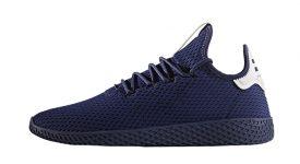 Pharrell x adidas Tennis HU Navy Solid Pack 02
