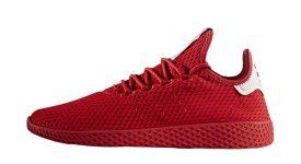 Pharrell x adidas Tennis HU Red Solid Pack 02