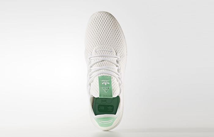 Pharrell x adidas Tennis HU White Green OG BY8717 Buy adidas NMD Nike Jordan VoporMax Sneakers Trainers in UK EU DE Europe Germany for Man & Women FastSole 02