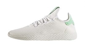 Pharrell x adidas Tennis HU White Green OG BY8717 Buy adidas NMD Nike Jordan VoporMax Sneakers Trainers in UK EU DE Europe Germany for Man & Women FastSole 05