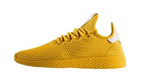 Pharrell x adidas Tennis HU Yellow Solid Pack 02