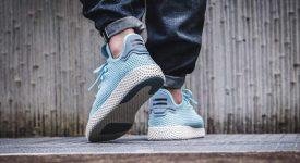 Pharrell x adidas Tennis Hu Blue CP9764 Buy adidas NMD Nike Jordan VoporMax Sneakers Trainers in UK EU DE Europe Germany for Man & Women FastSole 02