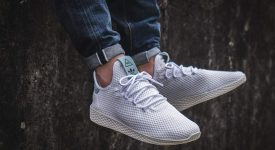 Pharrell x adidas Tennis Hu Green BY8716 Buy adidas NMD Nike Jordan VoporMax Sneakers Trainers in UK EU DE Europe Germany for Man & Women FastSole 03