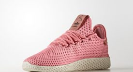 Pharrell x adidas Tennis Hu Pink BY8715 Buy adidas NMD Nike Jordan VoporMax Sneakers Trainers in UK EU DE Europe Germany for Man & Women FastSole 03