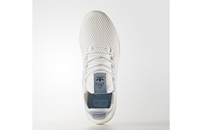 Pharrell x adidas Tennis Hu White Blue BY8718 Buy adidas NMD Nike Jordan VoporMax Sneakers Trainers in UK EU DE Europe Germany for Man & Women FastSole 03