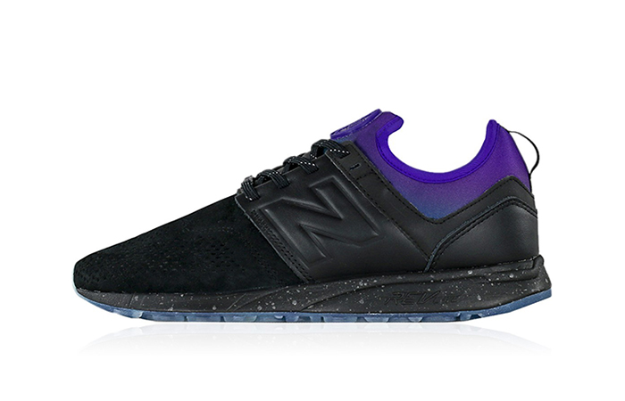 Stance x New Balance 247 All Day All Night Black MRL247ST Buy adidas NMD Nike Jordan VoporMax Sneakers Trainers in UK EU DE 03