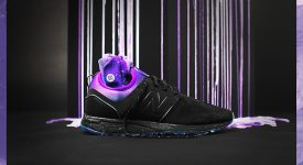 Stance x New Balance 247 All Day All Night Black MRL247ST Buy adidas NMD Nike Jordan VoporMax Sneakers Trainers in UK EU DE 05