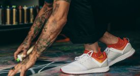 Stance x New Balance 247 All Day All Night White MRL247CO Buy adidas NMD Nike Jordan VoporMax Sneakers Trainers in UK EU DE 03