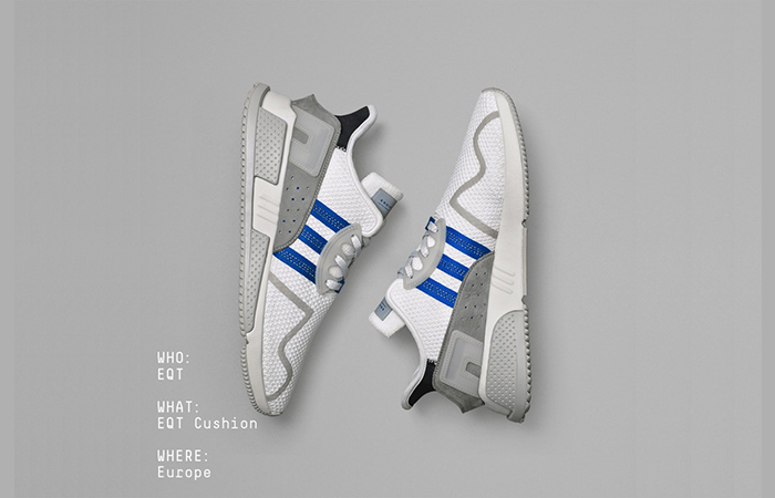 adidas EQT Cushion ADV Europe Blue CP9460 CP9459 CP9458 Buy adidas NMD Nike Jordan VoporMax Sneakers Trainers in UK EU DE Europe Germany for Man & Women FastSole 07
