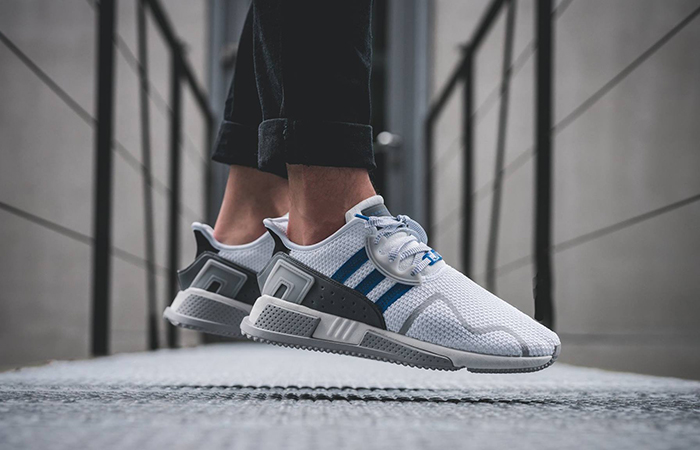 Adidas NMD R1 Legion Ink Gum Blue Shoes