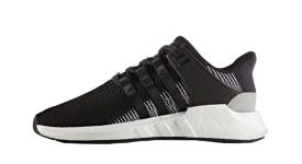 adidas EQT Support 93/17 Black Stripes BY9509 Buy adidas NMD Nike Jordan VoporMax Sneakers Trainers in UK EU DE Europe Germany for Man & Women FastSole 07