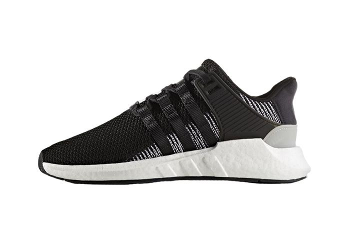 adidas EQT Support 93/17 Black Stripes