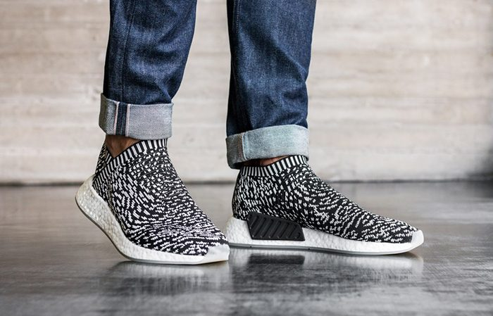 best service b1542 59e13 ... adidas NMD CS2 Glitch Oreo Zebra Pack BY3012 Buy Nike NMD adidas Jordan  Sneakers Trainers FOR ...