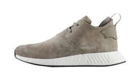 adidas NMD CS2 Grey Suede BY9913 04