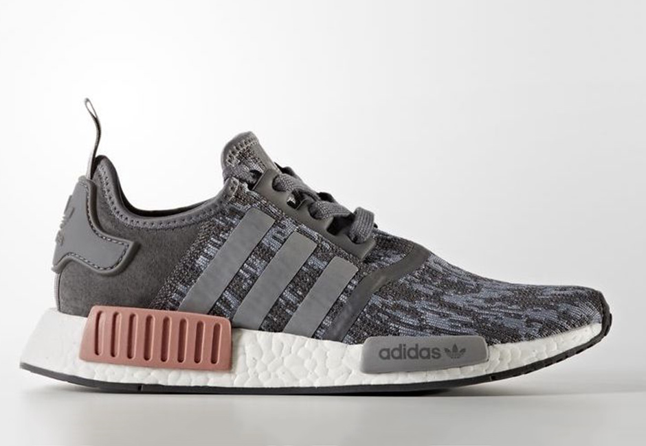13ffcb413 adidas NMD R1 Heather Grey Releasing in September – Fastsole