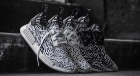 adidas NMD R1 Zebra Pack Black White BZ0219 BY3013 Buy Nike NMD adidas Jordan Sneakers Trainers FOR Man Women in UK Europe EU DE FastSole 01