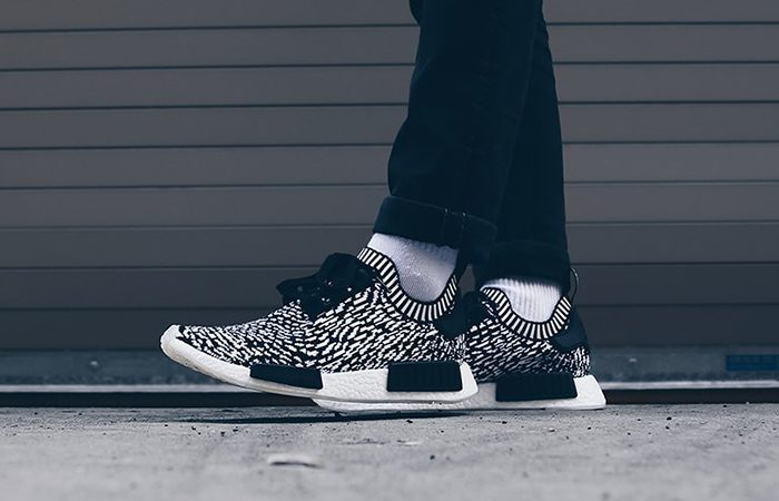 Adidas NMD R1 Boost Utility Black Grey BY3035 Womens Trainers