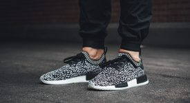 adidas NMD R1 Zebra Pack Black White BZ0219 BY3013 Buy Nike NMD adidas Jordan Sneakers Trainers FOR Man Women in UK Europe EU DE FastSole 06