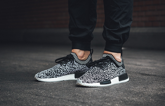 adidas Originals NMD R1 PK 全新配色設計「Color Static