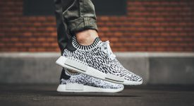 adidas NMD R1 Zebra Pack Black White BZ0219 BY3013 Buy Nike NMD adidas Jordan Sneakers Trainers FOR Man Women in UK Europe EU DE FastSole 13