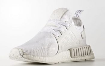 adidas NMD XR1 Triple White 01