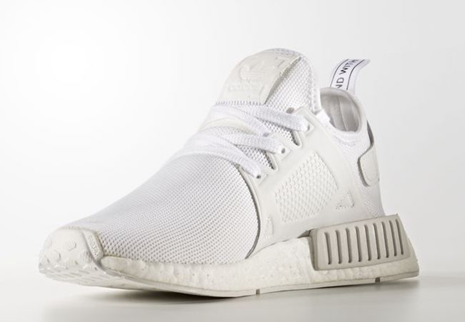 6a4fd37df99d adidas NMD XR1 Triple White Release Date – Fastsole