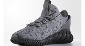 adidas Tubular Doom Sock Grey BY3564 Buy adidas NMD Nike Jordan VoporMax Sneakers Trainers in UK EU DE Europe Germany for Man and Women 03.