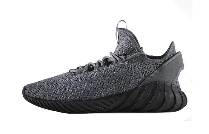 adidas Tubular Doom Sock Grey BY3564 Buy adidas NMD Nike Jordan VoporMax Sneakers Trainers in UK EU DE Europe Germany for Man and Women 05