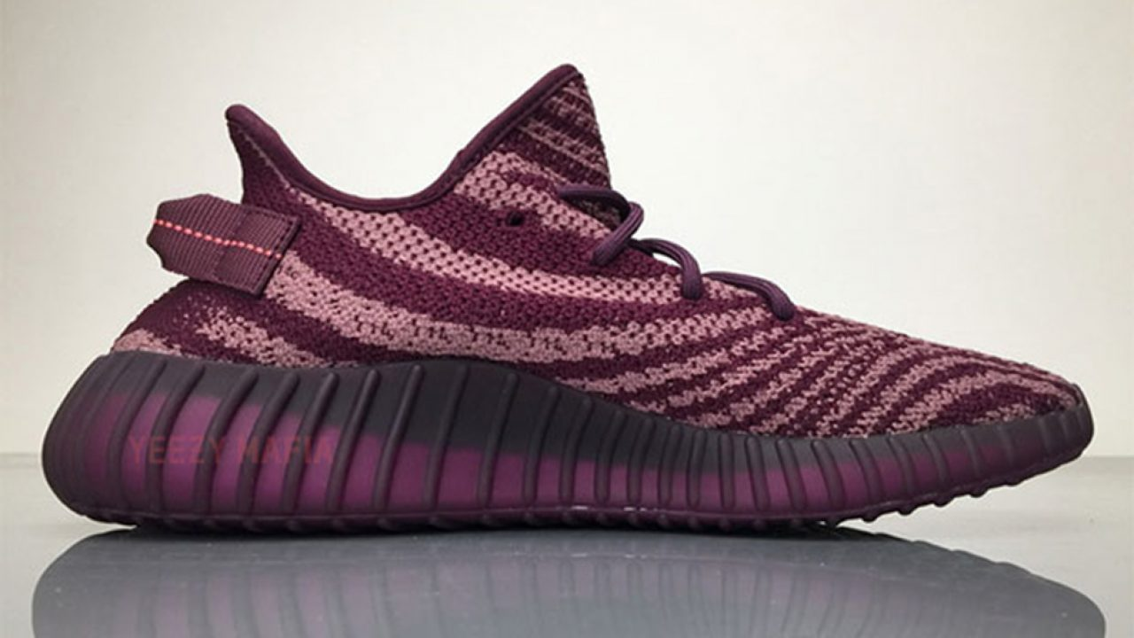 adidas Yeezy Boost 350 V2 Red Night First Look – Fastsole